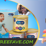 Free baby formula sample