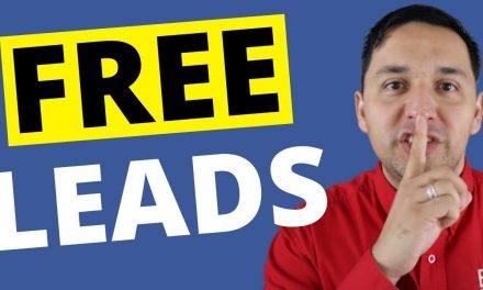 Free Real Estate Leads Facebook Marketplace